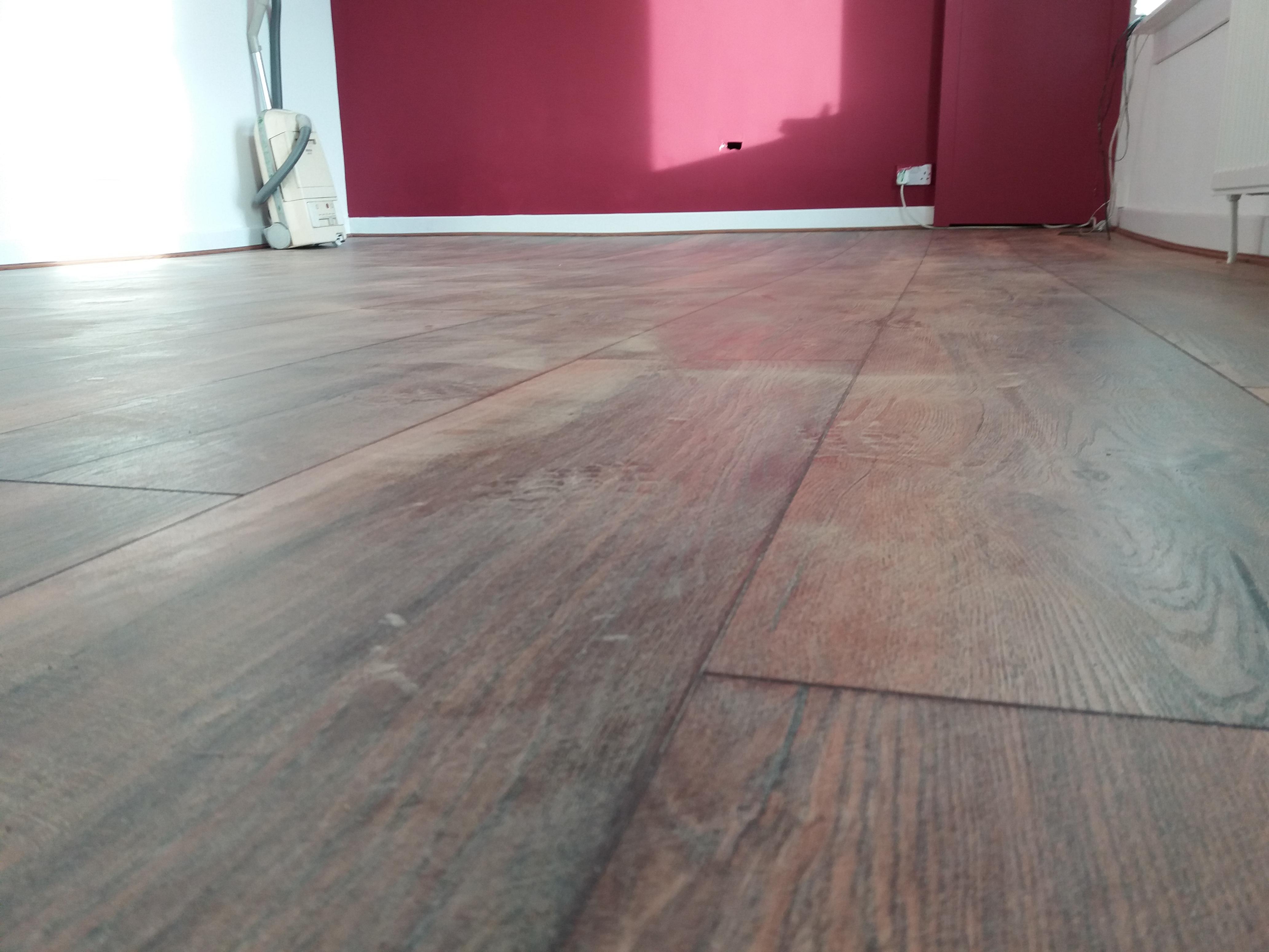 Laminate Floor Fitter Aberdeen